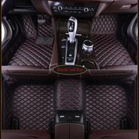 Пользовательские коврики на заказ автомобиль для Audi A3 A5 Sportback A1 A3 A4 A6 A7 A8 A8 A6L S3 5 6 7 8 Avant Q3 Q5 Q7 TT Автозапчасти Коврик