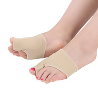 Hallux Valgus Brace Big Toe Orthopädische Korrektur Socken Zehen Separator Feet Pflege Knochen Thumb Stellfüße Pains Corrector