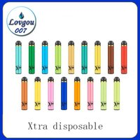 Xtra Disposable Device Pod Kit 1500 Puffs Pre- filled 5ml Car...