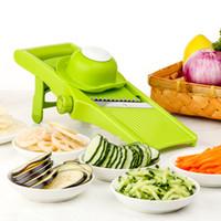 LEKOCH Mandoline Peeler Reibe Gemüseschneider Küchenwerkzeug LS-1026