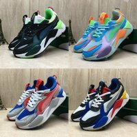 2019 New High Quality RS- X Reinvention Toys Mens Running Sho...