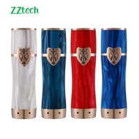 ZZtech Original onetop Pallas Mechanical Mod Vape Box Power By 18650 Batteria con 510 Pin Atomzier Vape penne mod Kit
