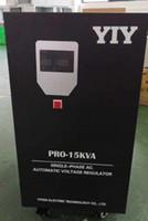 Pro-15KVA AC220V Automatischer Spannungsregler Stabilisator / weiten Eingangsspannungsbereich / Split-Phase / Servo-Typ Motor / Bunte Anzeige / Auf Lager