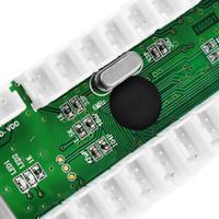 USB-PC-Arcade-Joystick-Game-Controller LED-Encoder-Board mit Lichtkabel