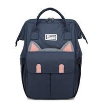 2019 جديدة على الموضة للنساء حقيبة الكتف المدرسية كلية لطيف على ظهره أكياس كبيرة