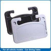 Tabela carro Laptop Stand Bebida Tabela Titular Auto Desk para a direcção Auto Roda Levante carro de jantar interior Acessórios