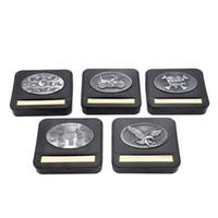 Nowa Metalowa Naklejka Czarny Metal Automatyczne Rolling Box Case Palenie Tytoń Tytoń Rolki 70 mm Papieros Uchwyt Papierosowy Suche Zioła
