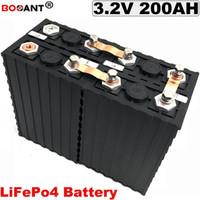 Für Energiespeicher / Solaranlage 3.2V LiFePo4 Lithiumbatterie 12V 24V 36V 48V 60V 72V 200AH Elektrofahrradbatterie 3.2V