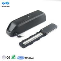 36V 48V Batería de litio EBIKE Hailong 10AH 11.6AH 13AH 14AH 17AH batería de litio, uso Samsung / LG celular para bicicleta eléctrica motor bafang