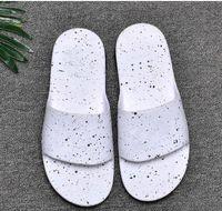 pantofole calde all'ingrosso Estate traspirante Comfort diapositive con cuscino d'aria di stile di newset sandali molle Formato 40-45 con box