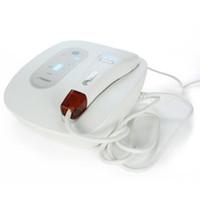 Nuova casa Usa Mini IPL capelli laser Macchina di rimozione portatile Epilatore con due flash lampada HR Depilazione SR Rejunvenation pelle