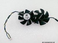 GTX1050 originale / 1050Ti carte graphique fan FS1250-S2053A 12V 0.19A