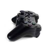 2.4 GHz Wireless Bluetooth Joystick per PlayStation 3 PS3 Controlli controler Doppio shock Gamepad per controller PS3 giochi DHL