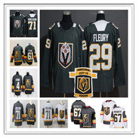 2020 Vegas Golden Knights Latino Heritage Night Jersey Marc-Andre Fleury Max Corriorty Mark Stone Clayton Stoner William Karlsson Reais