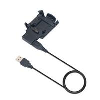 كبل USB شاحن الطاقة لجارمين فينيكس 3 HR الياقوت Quatix 3 Tactix برافو سريع شحن حوض 1M الحبل