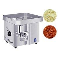 hachoir à viande bureau en acier inoxydable automatique haute efficacité bureau lavements machines moulin à légumes commerciale Livraison gratuite