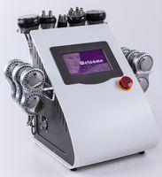 DHL 배송을위한 40K 공동 현상 Ultherapy 기계 진공 다극 RF EMS 미세 전류 체중 감소 살롱 스파 슬리밍 장비
