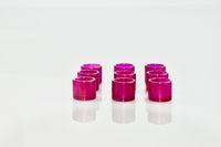 En gros 2019 Date Ruby insérer quartz bangers insérer plat pour quartz ongles en verre bong conduites d'eau dab plates-formes pétrolières