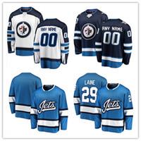 613e07759 Wholesale byfuglien jersey for sale - Group buy Custom Winnipeg Jets Jersey  Hellebuyck Byfuglien Trouba Ladd