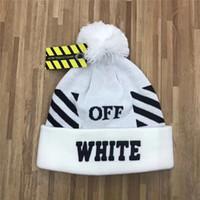 Fashion-newest chapeau de la marque d'hiver de broderie ICON pour les femmes hommes chapeau SCAPS hiver tricot marque Casquettes Bonnet Skull