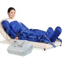 Tragbare Spa-Lymphdrainage Luftdruck Presoterapia Pressotherapie-Lymphdrainage-Maschine