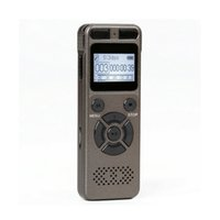 Digital Voice Audio Activated Recorder Dictaphone Registrar ...