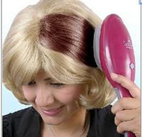 Saç Boyama Fırçası Dedicated Saç Boyama Fırçası Salon Lady Mükemmel Salon Aracı Elektrikli Saç Boyama Fırçalar RRA2461