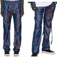 FOG 3M Reflective Pants 6TH Mens Windbreak Pants in 2 Colors...
