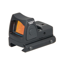 PPT RMR Red Dot Sight Collimator / Mira Reflex Âmbito ajuste 21,2 milímetros Weaver Rail Para Airsoft / Hunting Rifle CL2-0048