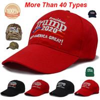 Campanha Cap Hat tornar a América Great Again Donald Trump ajustável Boné acc014 Hip Hop