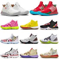 Zapatos de lujo zapatillas de baloncesto para mujer para hombre Marca Top barato bordados salpicaduras del rojo Mantenga Sue fresco All Star héroe del Taco de neón Sole