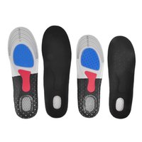 Gel Insole Orthotic Sport Insert Shoe Pad Arch Support Heel ...