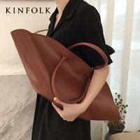 Designer Scallop Shell Large Capacity Women Shopping Bag Ret...