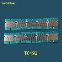 quanlity 6193 mantenimiento chip de repuesto tanque superior para depósito de tinta Epson SureColor F6000 F6070 residuos impresora F6080