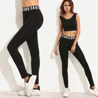 Kadınlar Egzersiz Gym Spor Pantolon Tayt Spor Stretch Pantolon İnce Uzun Pantolon