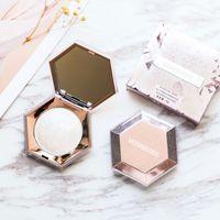 Diamante Highlighter viso Bronzers trucco della gamma Glow contorno del viso Shimmer Powder Base corpo Illuminator Highlighter Cosmetics