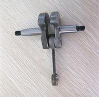 Zenoah G35L G45L BS3410 BC4310 HUS için krank mili. 236R 436R 443R fırça kesici düzeltici krank mili değiştirme