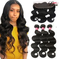 Body Wave With 13x4 Lace Frontal Closure Ear to Ear Lace Fro...