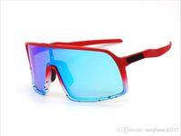 أعلى جودة sutro الاستقطاب نظارات الشمس طلاء نظارات شمسية للنساء الرجال الرياضة النظارات ركوب نظارات الدراجات نظارات مع صندوق