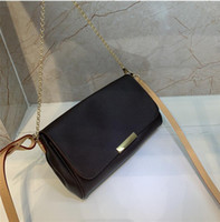 الشحن مجانا! هايت الجودة الشهيرة جلد طبيعي حقيبة يد المرأة حقيبة الكتف 40718 المفضلة محفظة مم حقيقي جلد 40717