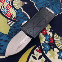 Chegada de novo! Facas Micro tecnologia Exocet Flying Fish dupla ação faca automática tático auto bolso defesa faca de caça, camping facas EDC