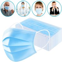 In stock Disposable Mask Anti Dust Face Masks Men Women Anti...