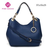Pink sugao designer purses women brand shoulder bag luxury w...