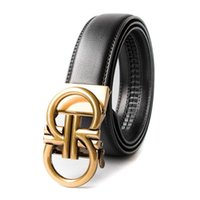 2019 Casual Luxury Designer Belts Men High Quality Genuine R...