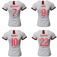 ff4b524ede4 New Arrival. 2019 RASHFORD womens world cup KANE DELE home soccer jerseys  STERLING WELBECK VARDY LINGARD football shirts ...
