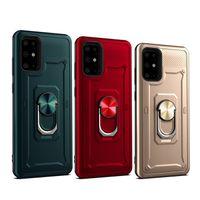 Per LG K51 STYLO caso 6 del telefono per l'iphone 11 Pro copertura posteriore max Casi armatura ibridi per Samsung A11 A01 A21 caso