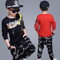 2019 boy Kids Sets Kids Baby sells best new autumn boy shirt...