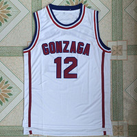 Liceo 12 De'Andre Hunter Virginia Cavaliers College Ncaa High QuaJersey Texas Tech bianco Raiders Gonzaga Bulldogs uomo drop shipping