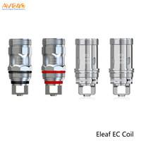 Eleaf CE bobinas EC2 0.3ohm 0.5ohm bobina de cabeça Para MELO 4 tanque CE-H CE-N 0.15ohm bobinas 100% original