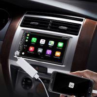 CAR USB Carplay عصا مع الروبوت السيارات لالروبوت وحدة USB ارتباط ذكي أبل CarPlay دونغل لالروبوت الإنتقال لاعب